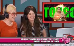 "Así reaccionaron youtubers de Estados Unidos a un video de ""Tongo"""