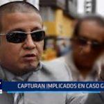 Capturan a implicados en asesinato del abogado William Galindo