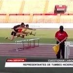 Cuestionan labor de jueces en Torneo de Atletismo Escolar