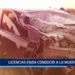Informe Especial: Licencias para conducir a la muerte