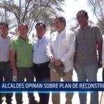 Piura: Alcaldes opinan sobre Plan de Reconstrucción