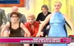"""Pedro Suárez-Vértiz comparte la versión italiana de """"Mi auto era una rana"""""""