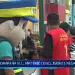 Campaña vial de la Municipalidad de Trujillo dejó conclusiones negativas