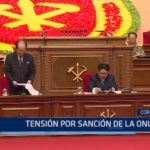 Corea del Norte: Tensión por sanción de la ONU