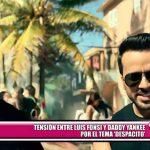 Tensión entre Luis Fonsi y Daddy Yankee por el tema 'Despacito'