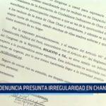 Denuncian presunta irregularidad en Chan Chan