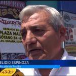 """Elidio Espinoza: """"Marcha de José Ruiz es politizada"""""""