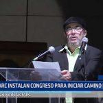 Colombia: FARC instalan congreso para iniciar camino político