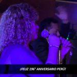 Felices fiestas Perú te desea Infiltrados