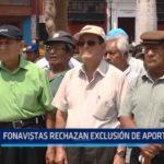 Fonavistas exigen devolución total de sus aportes