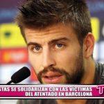 Artistas se solidarizan con las víctimas del atentado en Barcelona