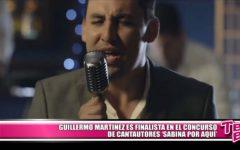 """Guillermo Martínez es finalista en el concurso de cantautores """"Sabina por aquí"""""""