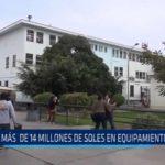 Más de 14 millones de soles en equipamiento para Hospital Regional