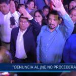 """Paúl Rodríguez sobre elecciones apristas: """"Denuncia al JNE no procederá"""""""