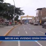 Laredo: Más de 8 mil viviendas serán censadas