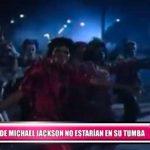 Restos de Michael Jackson no estarían en su tumba