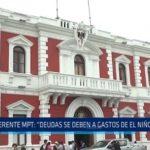 """Gerente MPT: """"Deudas se deben a gastos por El Niño Costero"""""""