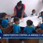 Lambayeque: Unen fuerzas contra la anemia y la desnutrición