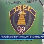 Iquitos: Realizan operativo al interior del penal