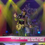 Pepe Alva lanza disco donde recopila sus mejores temas