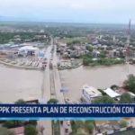 Piura: Pedro Pablo Kuczynski presenta plan de Reconstrucción con Cambios