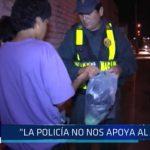 """Gerencia de Seguridad Ciudadana: """"La Policía no nos apoya al 100%"""""""