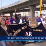 """SUTEP: """"El divisionismo nos ha perjudicado"""""""