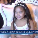 Club de Leones: Piden a Reina Infantil del Festival de la Primavera