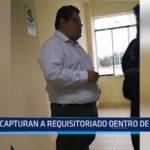 Laredo: Capturan a requisitoriado dentro de hospital