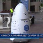 EE.UU.: Conozca al primer robot guardia de seguridad