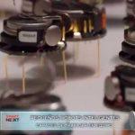 Pequeños Robots inteligentes capaces de trabajar en equipo