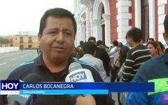 MPT: División en sindicato de Seguridad Ciudadana