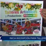 Inicia inscripción para talleres de la Municipalidad Provincial de Trujillo