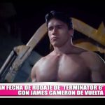 "Confirman fecha de rodaje de ""Terminator 6"" con James Cameron de vuelta"