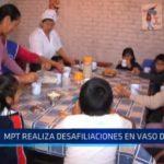 Municipalidad de Trujillo realiza desafiliaciones en Vaso de Leche