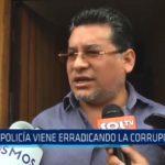 Viceministro del Interior: La Policía viene erradicando la corrupción en su institución