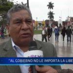 """Víctor León: """"Al Gobierno no le importa la región La Libertad"""""""