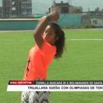 Lanzamiento de martillo: Zorrilla buscará ir a Bolivarianos de Santa Martha
