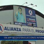 """Paúl Rodríguez: """"En APP no existen elecciones internas"""""""