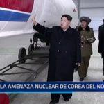 La amenaza nuclear de Corea del Norte