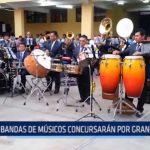 Bandas de músicos concursarán en el Festival de la Primavera