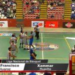 San francisco derrotó por 99 a 80 Xammar de Huacho