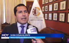BCR: Crece la economía en La Libertad