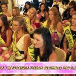 Reinas y bastoneras norteamericanas fueron recibidas por autoridades de Trujillo