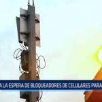 A la espera de bloqueadores de celulares para penales