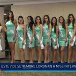 Este 7 de setiembre coronan a Miss International Perú