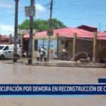 Piura: En Catacaos demora la reconstrucción