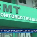 Municipalidad Provincial de Trujillo inauguró moderna central de monitoreo