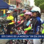 """""""Un día sin auto"""" en Trujillo"""
