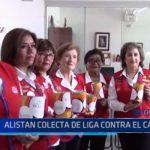 Chiclayo: Alistan colecta de Liga Contra el Cáncer
